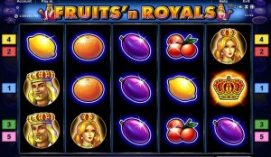 merkur fruits n royals spielen